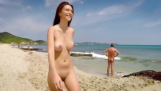 Alisa - Naked in Ibiza (full)