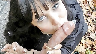 Sporty girl gets naked and fucks