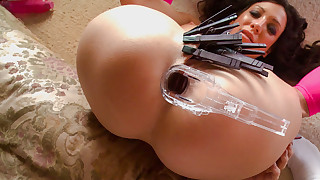 My Huge Speculum Inside Miss Amy Brooks & Kara Price!