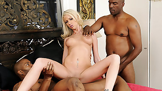 Kaylee Hilton fucked by her step-daddy and his..