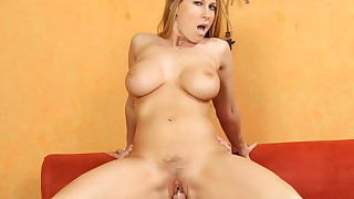 Nasty MILF Getting Fucked & At The End All Creamed