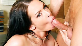 Tory Lane has hot sex with her good friends husband and gets her pussy fucked