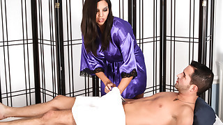 Missy Martinez takes an Anonymous Cumshot..