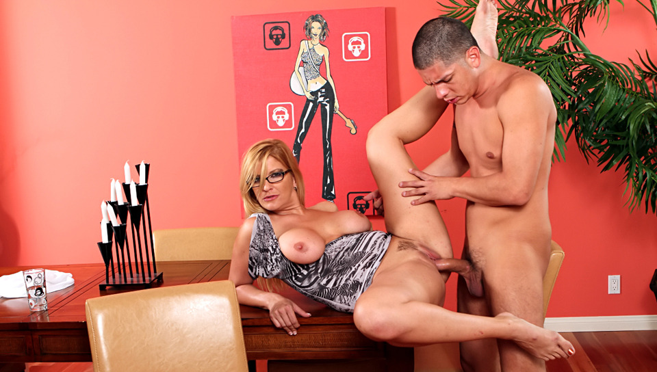 Creamed mature wives