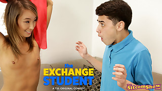 The Exchange Student Catch Me If You Can - S2:E6