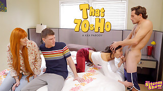 That 70s Ho The Fourth Wheel - S3:E2